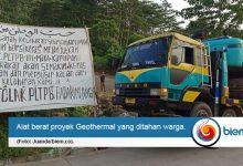 Proyek Geothermal