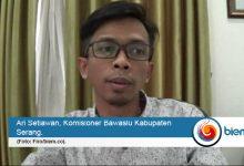 Photo of 14 Aduan Masuk ke Bawaslu Kabupaten Serang Pasca Rekapitulasi Suara