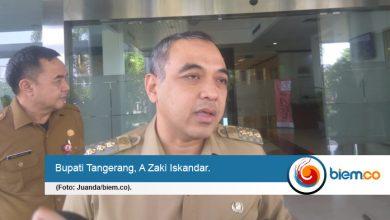 Photo of Bupati Tangerang Serahkan 75 Aset ke BPKAD