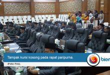 Photo of Diduga Kalah Dalam Pemilu, Puluhan Anggota Dewan Bolos Massal