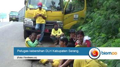 dlh kabupaten serang