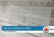 Photo of Hasil Pleno, Prabowo-Sandi Menang Mutlak di Banten