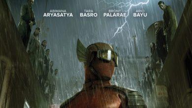 Photo of Rilis Poster, Pemain Film 'Gundala' Mulai Terungkap