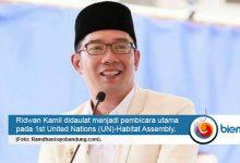 Photo of Ridwan Kamil Jadi Pembicara Utama Pertemuan Organisasi Sayap PBB di Kenya