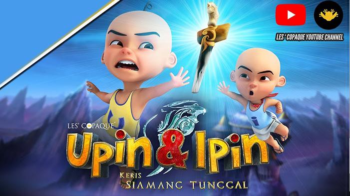 Nonton Dan Download Film Upin Ipin Keris Siamang Tunggal