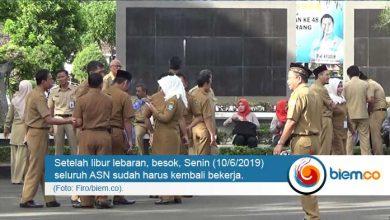 Photo of Tidak Masuk Tanggal 10 Juni, ASN Akan Dapatkan Sanksi Mulai dari Teguran Hingga Pemberhentian