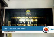 BKPSDM Kota Serang