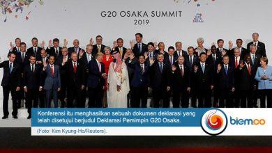 Photo of KTT G20 Osaka Hasilkan Sebuah Dokumen Deklarasi, Ini Isinya