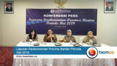 Laporan perekonomian Banten