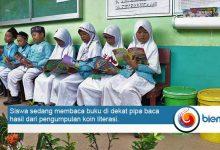 Photo of Siswa SDN 020 Balteng Kumpulkan Koin untuk Beli Buku dan Buat Pipa Baca