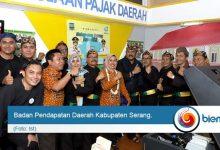 Bapenda Kabupaten Serang