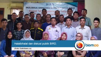 Photo of BIRD Gelar Halalbihalal Cendekiawan Banten dan Diskusi Publik