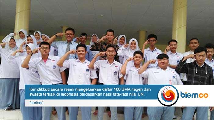 SMA Terbaik di Indonesia