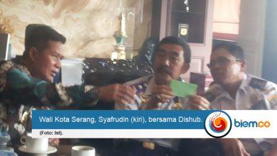 Photo of Syafrudin Instruksi Dishub Cek Parkir di Kawasan Banten Lama