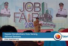 Ribuan Tenaga kerja di Kota Serang Belum Terfasilitasi BPJS Ketenagakerjaan