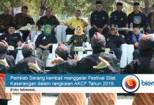 Photo of Festival Silat Kaserangan Kembali Digelar