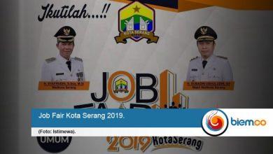 Job fair 2019 Kota Serang