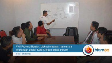 Pwi Banten Diskusi lingkungan