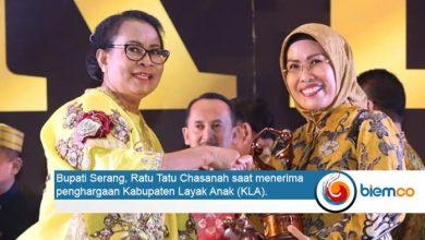 Photo of Pemkab Serang Sabet Penghargaan Kabupaten Layak Anak