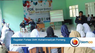 sekolah siaga bencana di Banten