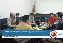 Photo of Relokasi PKL Tak Kunjung Temukan Titik Terang, SWOT Lakukan Audiensi