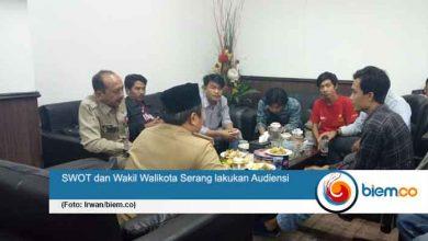 SWOT lakukan audiensi bersama Wakil Walikota