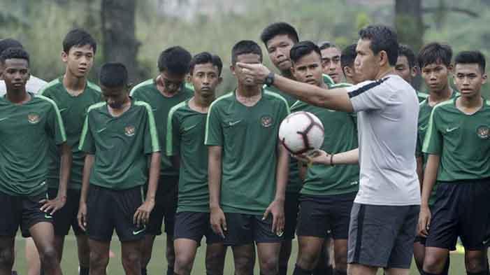Timnas U-15 Indonesia