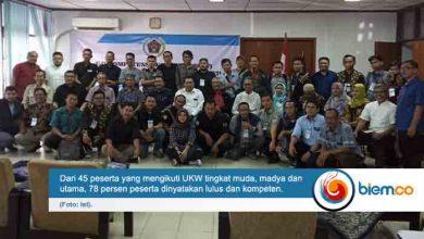 Photo of 78 Persen Peserta UKW PWI Banten Dinyatakan Kompeten