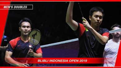 Indonesia Open 2019