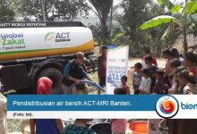 Photo of ACT-MRI Banten Distribusikan 3.000 Liter Air Bersih di Pandeglang