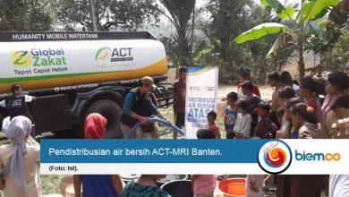 act banten air bersih