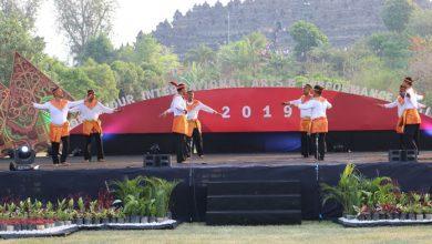 Borobudur Internasional Arts and Performance Festival 2019