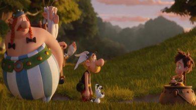 film Asterix: The Secret of the Magic Potion