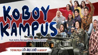 Photo of 'Koboy Kampus' Kisahkan Masa Muda Pidi Baiq