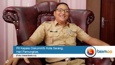 SPBE Kota Serang berpredikat C
