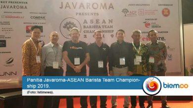ASEAN BARISTA TEAM CHAMPIONSHIP