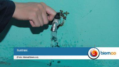 Tiga kecamatan kurang air bersih