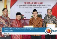 Photo of Komisi I DPR RI dan Kominfo Adakan Silaturahmi Kebangsaan Pasca Pemilu 2019