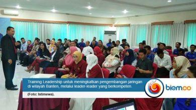3i-Networks CAR Gelar Training Leadership