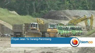 SD Terdampak Tol Serang Panimbang