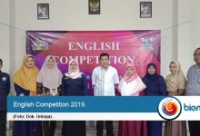HMJ ESA Unbaja Adakan Lomba 'English Competition 2019'