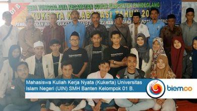 Photo of Sosialisasikan Pertanian, Mahasiswa Kukerta UIN Banten Gandeng Distan