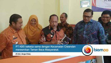 Photo of Dukung Pembangunan Masyarakat, PT KBS Resmikan Taman Bacaan Masyarakat