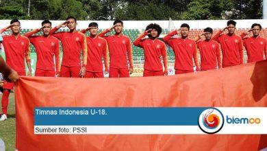Photo of Koleksi Point Sama, Timnas U-18 Indonesia Hadapi Myanmar Perebutkan Juara Grup