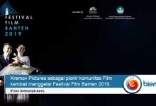 Photo of Festival Film Banten 2019 Telah Dibuka, Berikut Persyaratannya