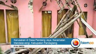 Photo of Data Korban Jiwa dan Kerusakan di Wilayah Terdampak Gempa Banten
