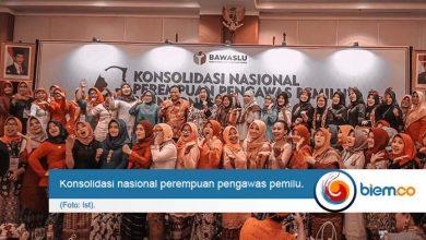 Photo of Ratusan Orang Hadiri Konsolidasi Nasional Perempuan Pengawas Pemilu