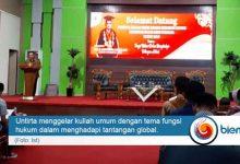 Photo of Kuliah Umum Untirta Hadirkan Rektor Universitas Jambi