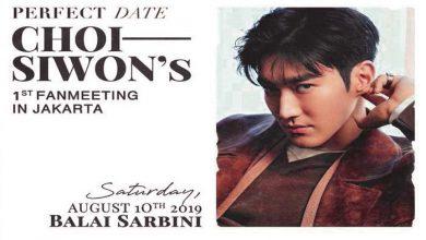 Photo of 'Perfect Date', Choi Siwon Gelar Fanmeeting Pertama di Jakarta