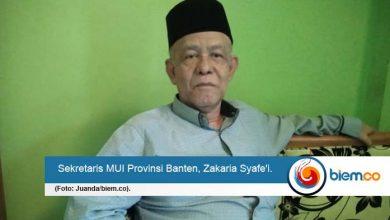 Photo of MUI Banten Dukung Tes Urine untuk Calon Pengantin